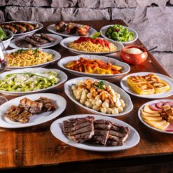 Restaurante no Vale dos Vinhedos